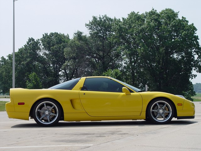 2003 Acura NSX T-top 1/4 mile trap speeds 0-60 - DragTimes.com