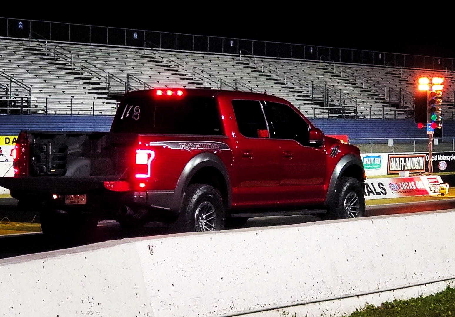 2019 Ruby Red Ford F150 RAPTOR  picture, mods, upgrades