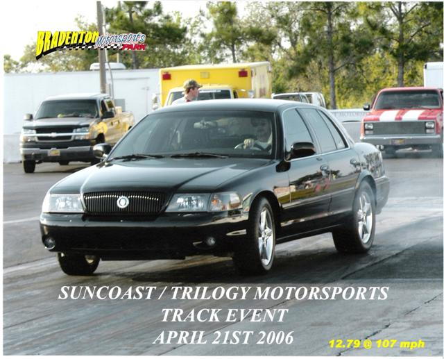 You can vote for this Mercury Marauder to be the featured car of the month