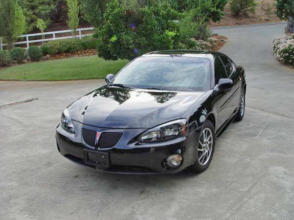 2004  Pontiac Grand Prix GTP CompG picture, mods, upgrades