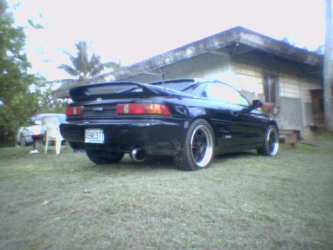 1991  Toyota MR2 SW20 picture, mods, upgrades