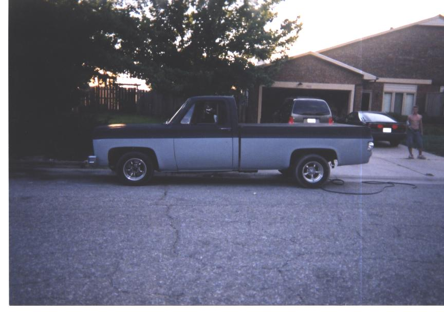 1978  Chevrolet CK1500 Truck  picture, mods, upgrades