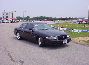 2003 Mercury Marauder Kenny Brown S