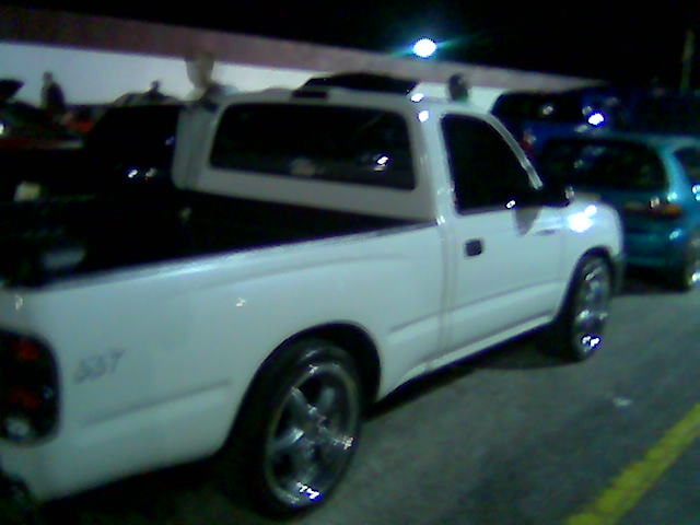 2000  Toyota Tacoma Reg cab picture, mods, upgrades