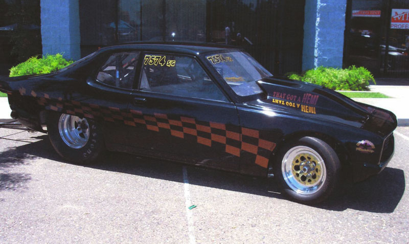 1974  Dodge Colt GT picture, mods, upgrades