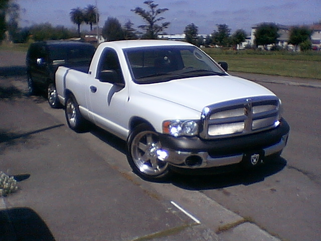 2003  Dodge Ram 1500 ST picture, mods, upgrades