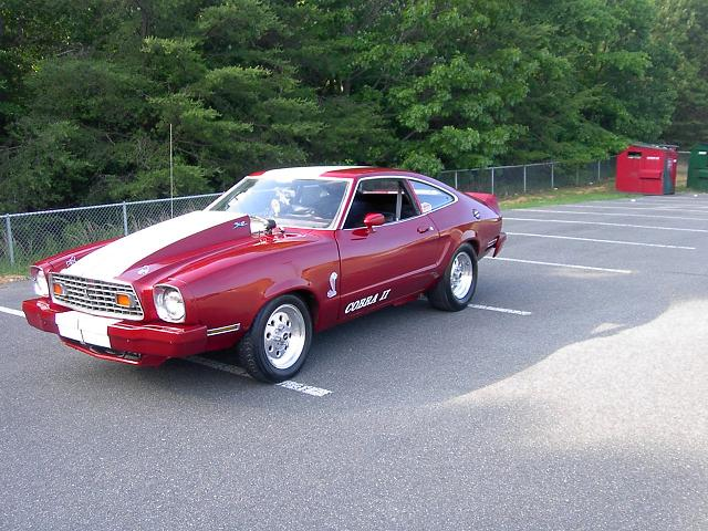 1976  Ford Mustang COBRA II picture, mods, upgrades