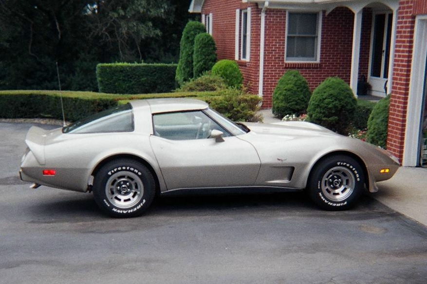 1979  Chevrolet Corvette L82 picture, mods, upgrades