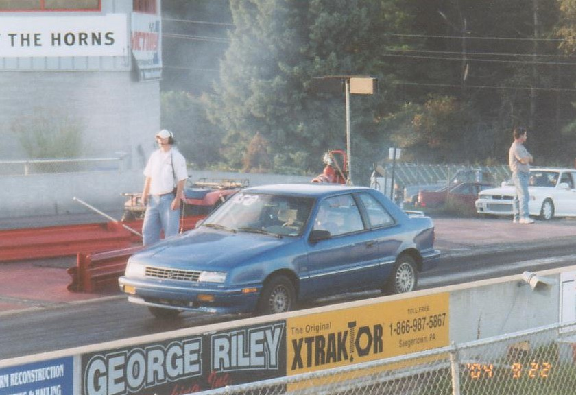 1991  Plymouth Sundance RS picture, mods, upgrades
