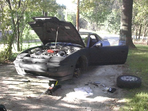 89 Nissan 240SX garret turbo
