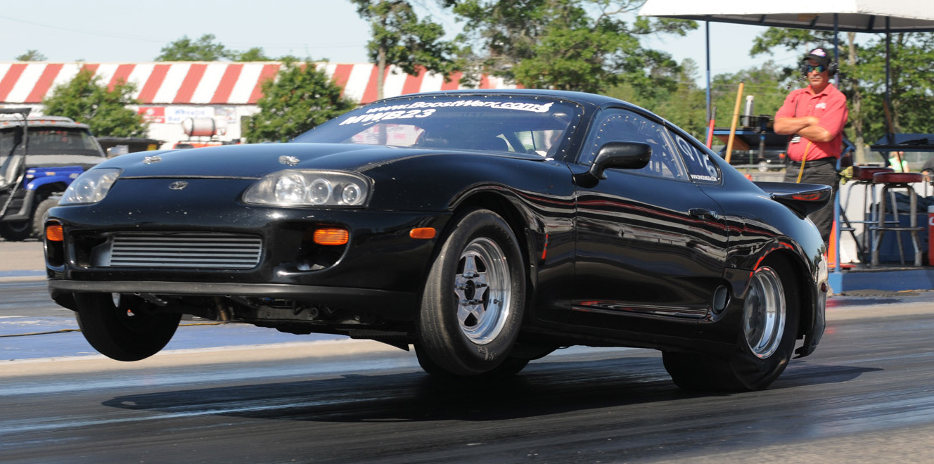 1994  Toyota Supra NA-T picture, mods, upgrades