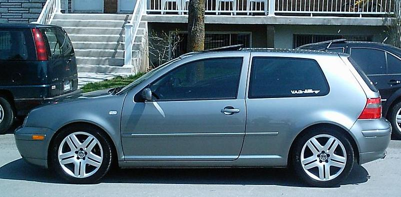 2003  Volkswagen GTI 1.8T picture, mods, upgrades