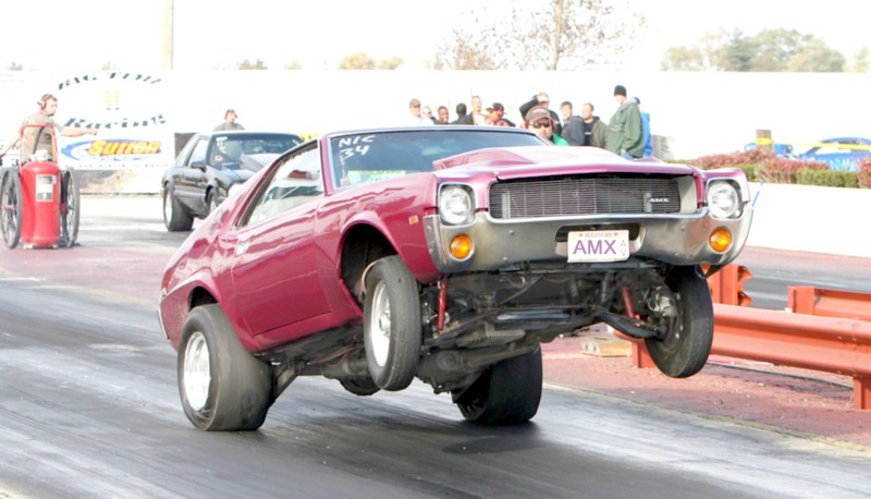 1968  AMC AMX  picture, mods, upgrades