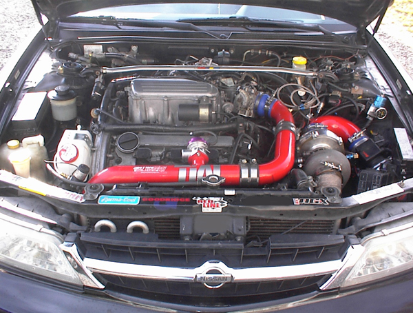 1998  Nissan Maxima GXE Turbo picture, mods, upgrades