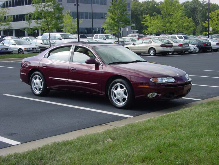 Oldsmobile Aurora 95. the Aurora after that was