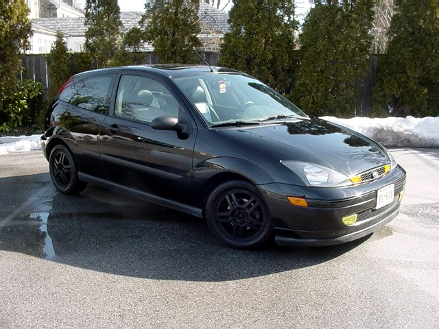 2002  Ford Focus ZX3 picture, mods, upgrades