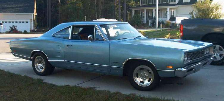 1969  Dodge Coronet 440 picture, mods, upgrades