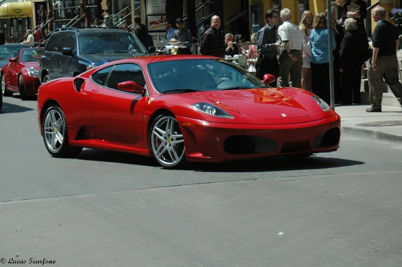 2005  Ferrari F430  picture, mods, upgrades