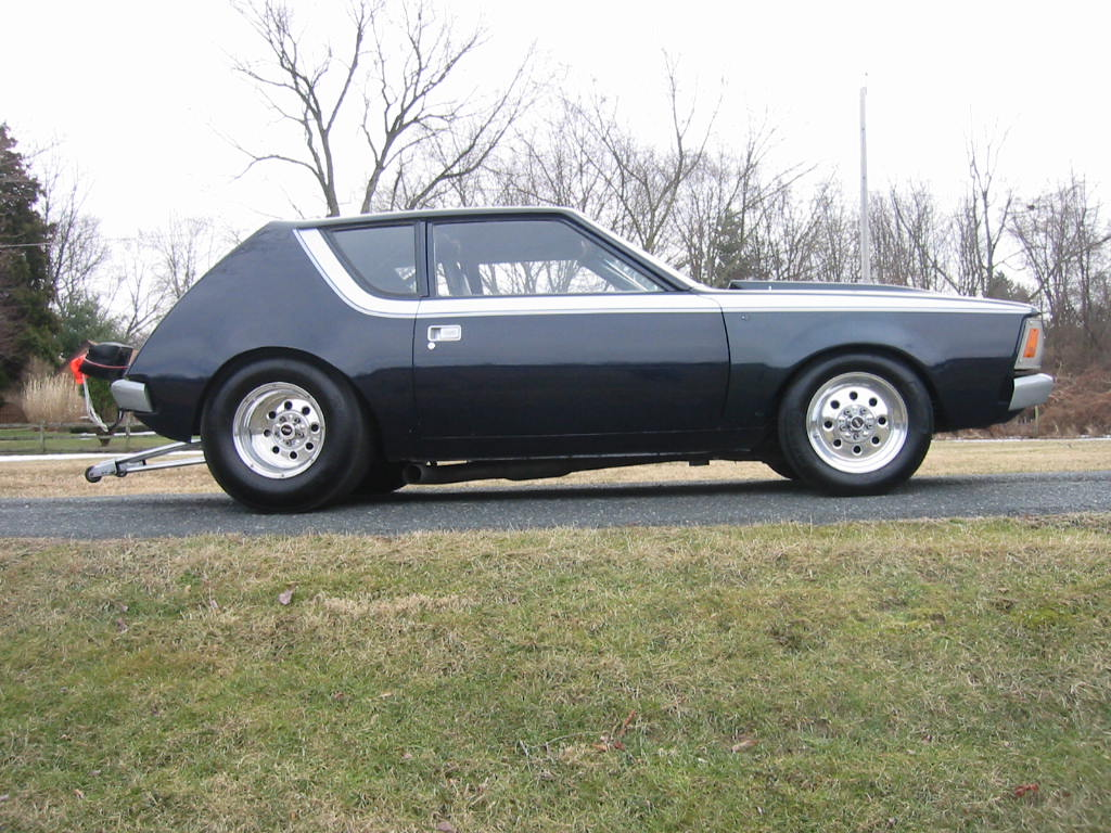 1973  AMC Gremlin  picture, mods, upgrades