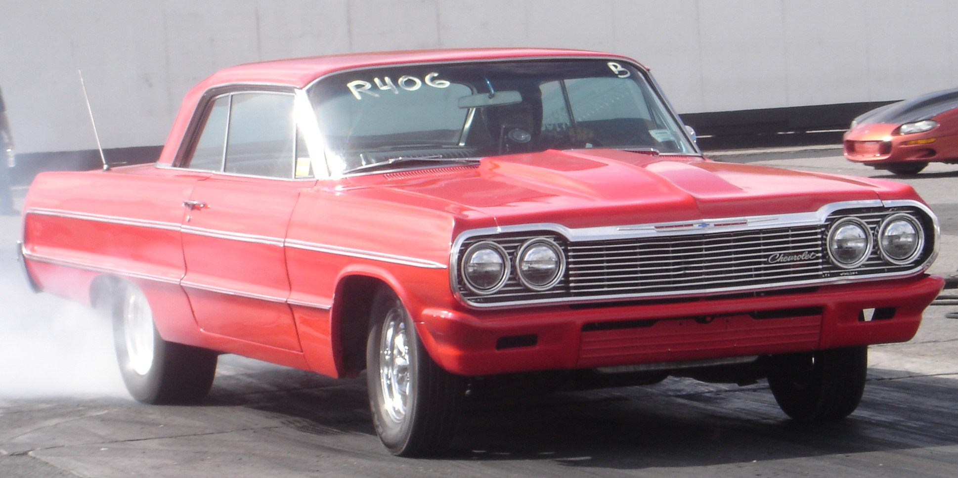 1964  Chevrolet Impala  picture, mods, upgrades