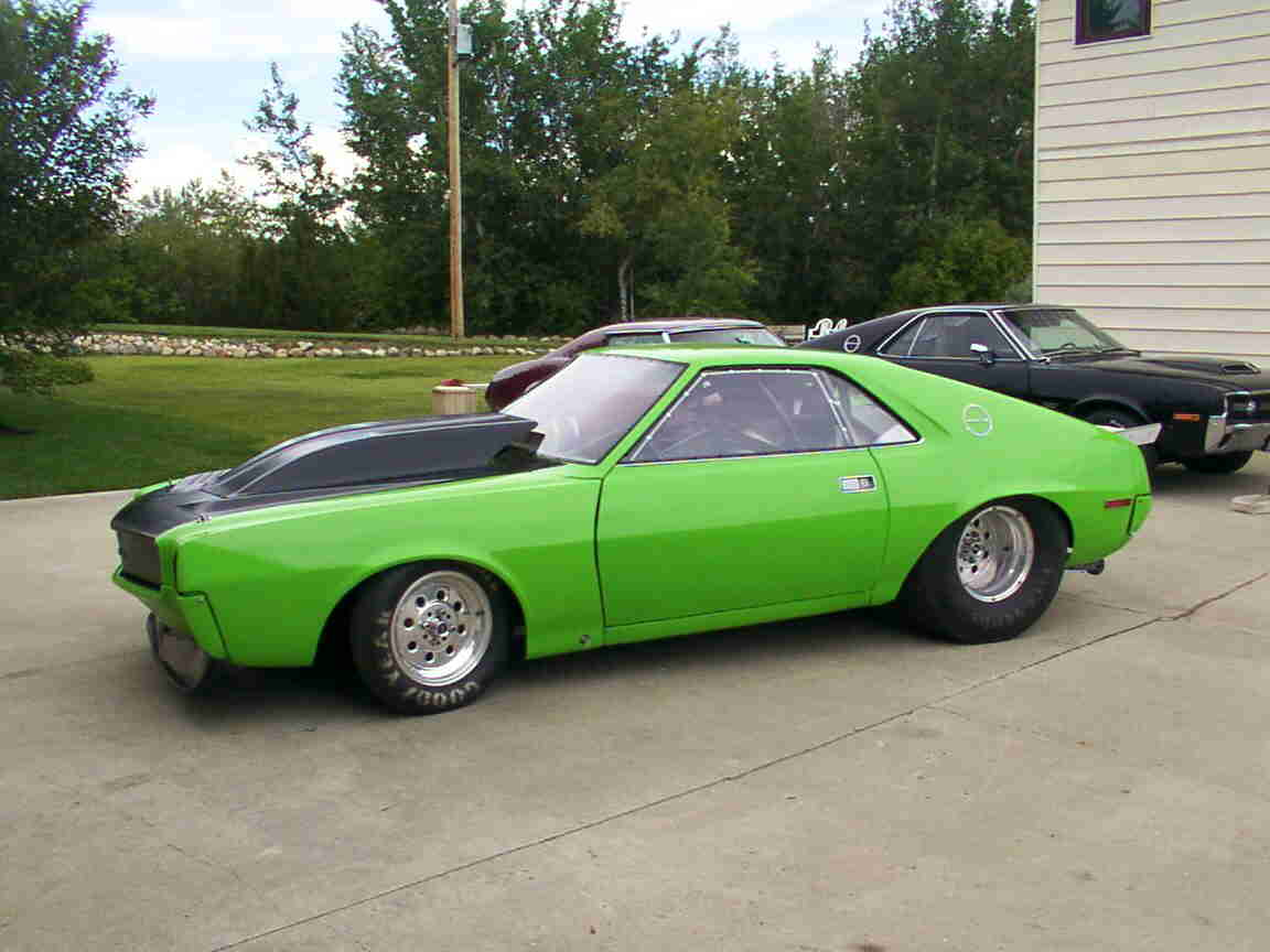 1970  AMC AMX  picture, mods, upgrades