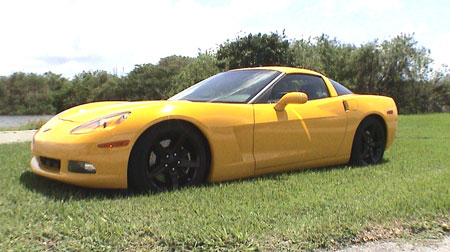 2005  Chevrolet Corvette C6 Z51 with Nitrous picture, mods, upgrades