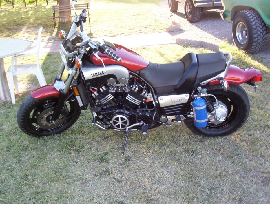 1997  Yamaha V Max  picture, mods, upgrades