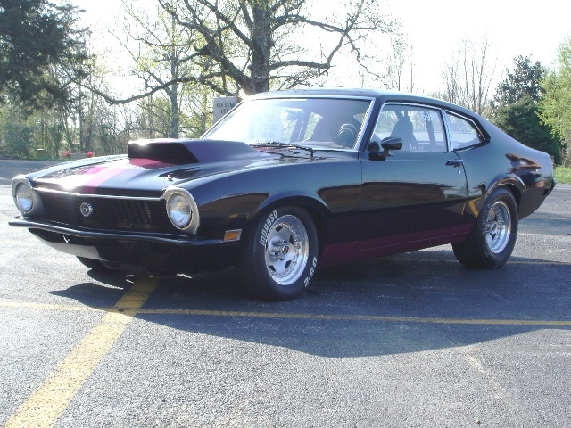 1970  Ford Maverick 2 door picture, mods, upgrades