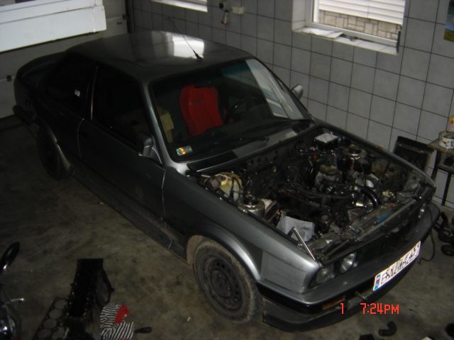 1988  BMW 325iX  picture, mods, upgrades