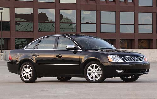 2005  Ford Five Hundred Limited AWD picture, mods, upgrades