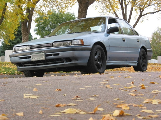 1990  Mazda 626 DX picture, mods, upgrades