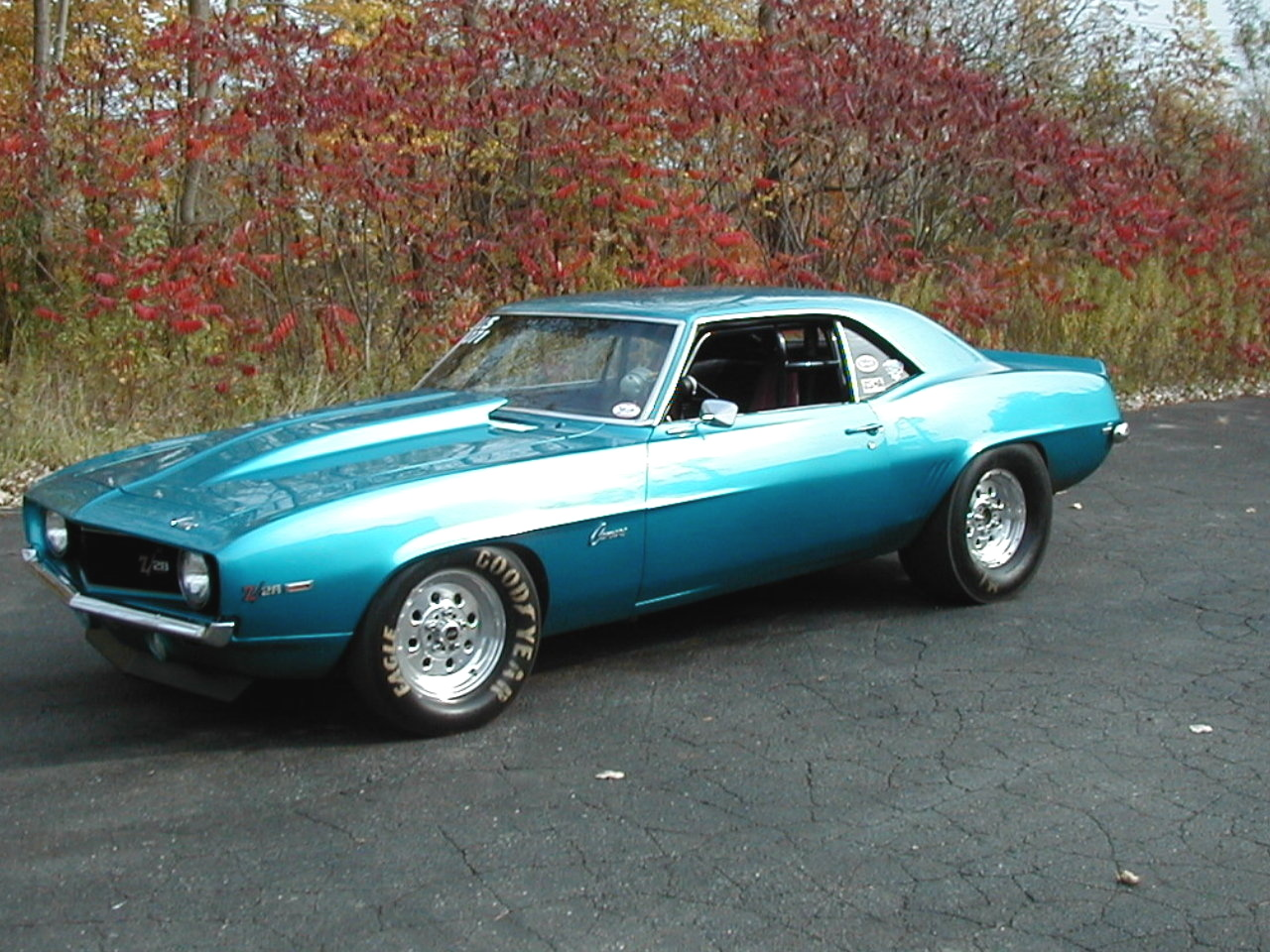 1969  Chevrolet Camaro Z-28 picture, mods, upgrades
