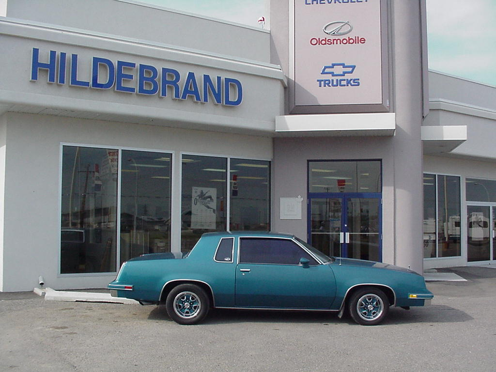 1983 Oldsmobile Cutlass Supreme Hardtop