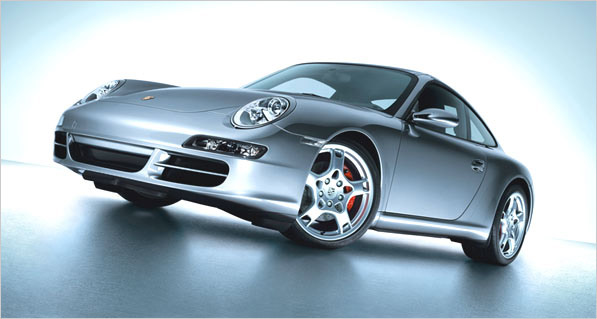 2005  Porsche 911 Carrera S Coupe picture, mods, upgrades