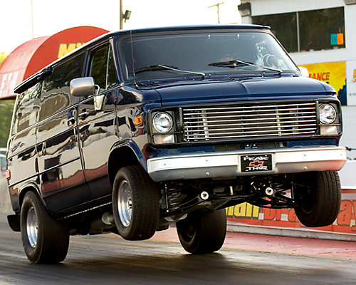 1978  Chevrolet G Van Shorty picture, mods, upgrades