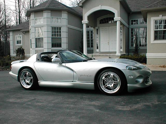 1999  Dodge Viper RT10 picture, mods, upgrades
