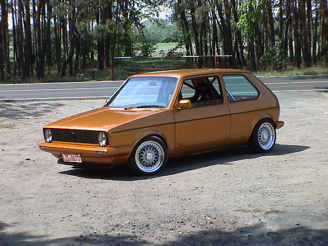 1983 Volkswagen Rabbit CL