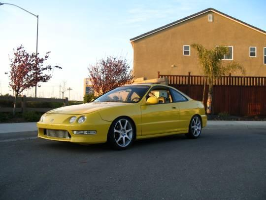 2001 Acura Integra DC4 Turbo