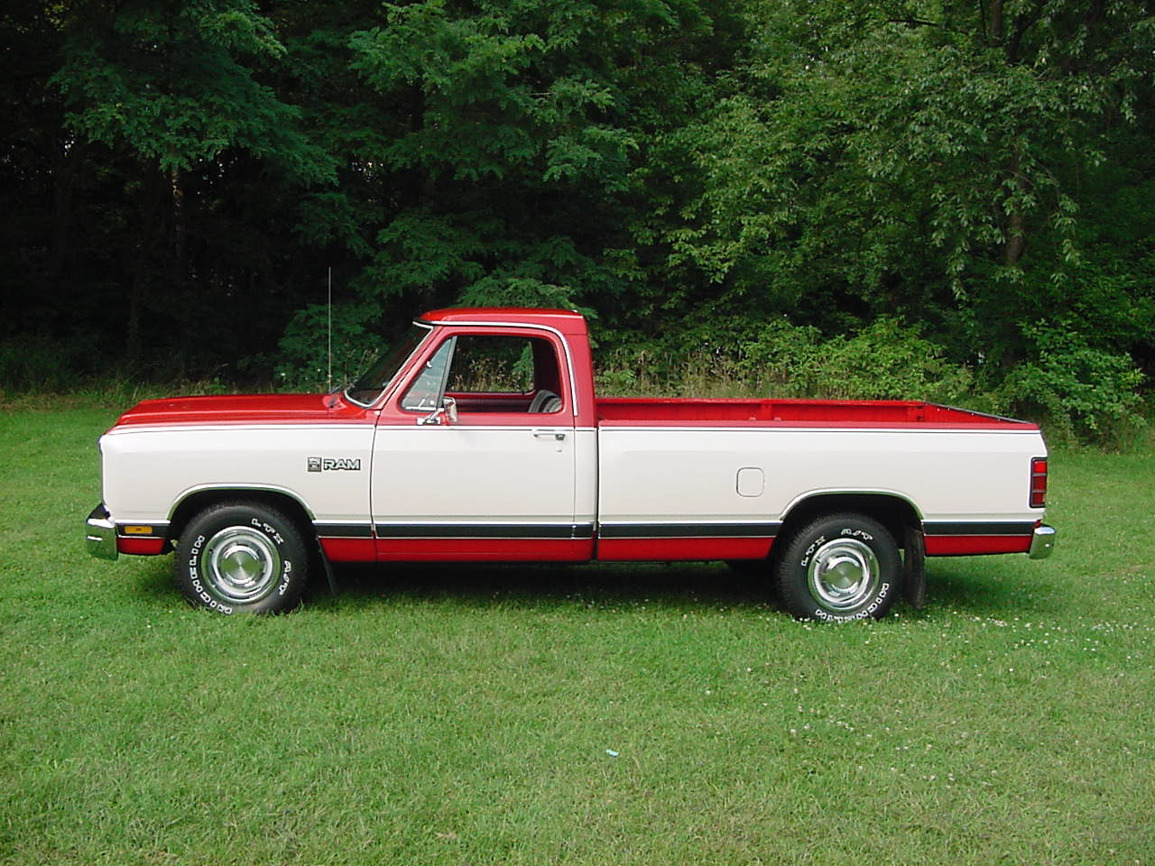 1986 Dodge Ram Pickup Custom