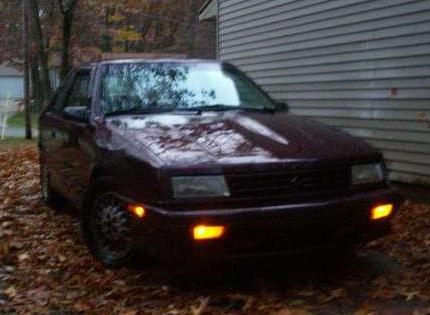 1993 Plymouth Sundance Duster