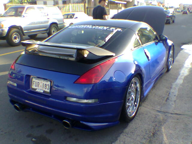2004  Nissan 350Z base picture, mods, upgrades