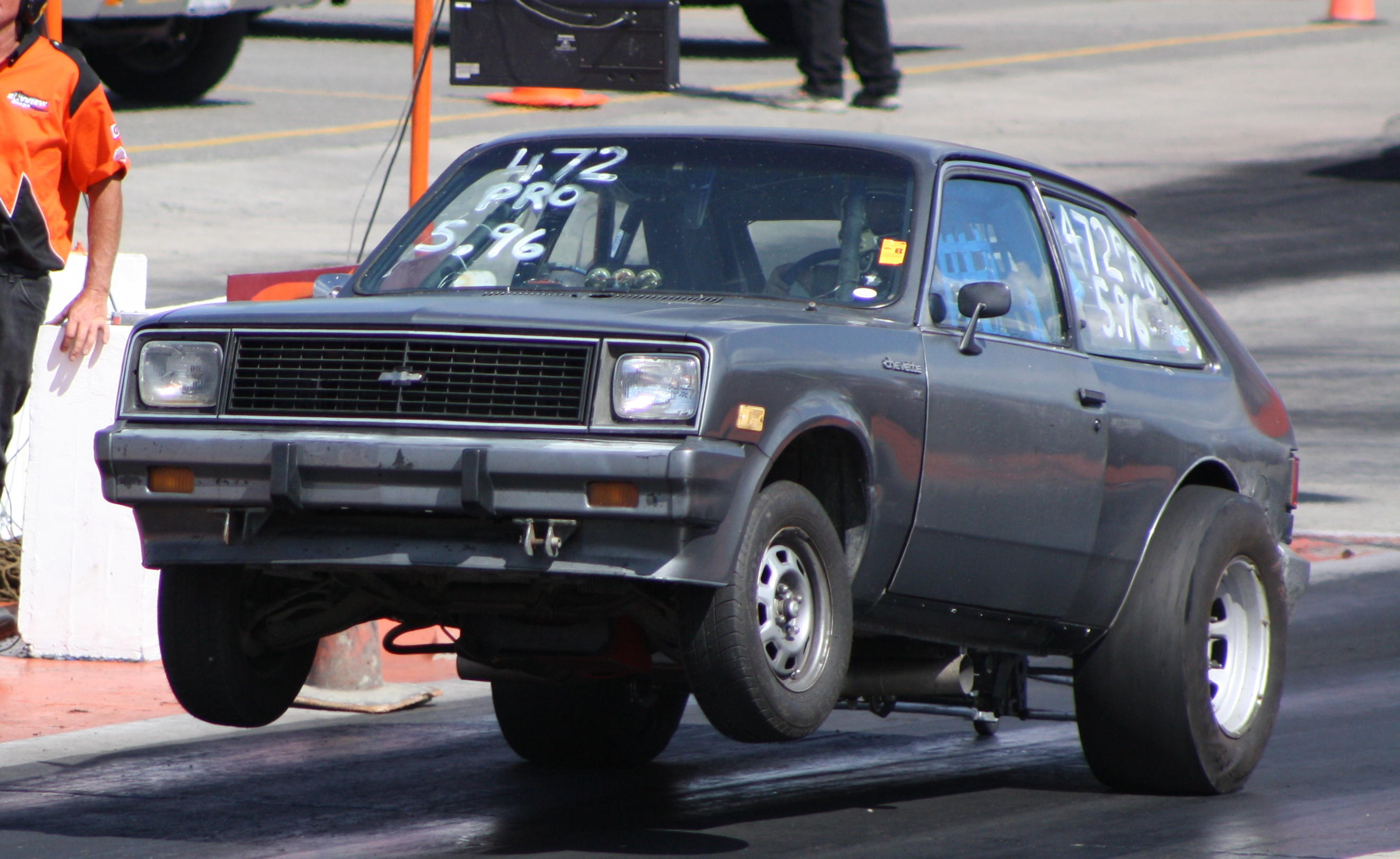 1986  Chevrolet Chevette  picture, mods, upgrades