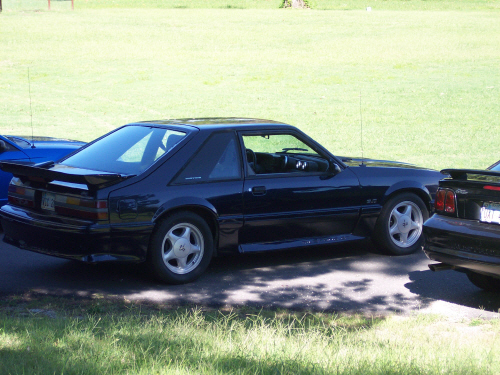 1988  Ford Mustang GT picture, mods, upgrades