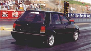 daihatsu charade 1988 modified