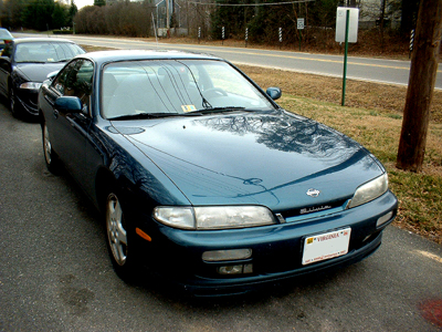 1995  Nissan 240SX SE picture, mods, upgrades
