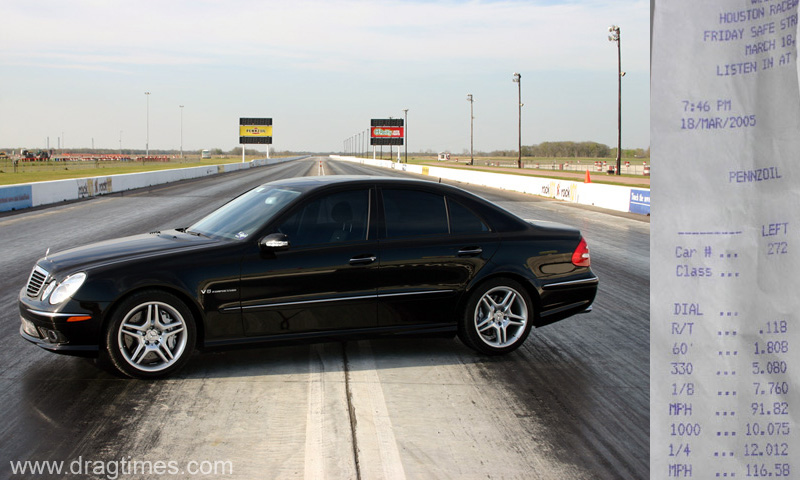 2005  Mercedes-Benz E55 AMG  picture, mods, upgrades