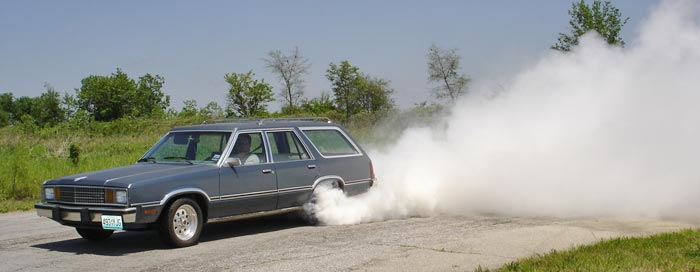 1981 Ford Fairmont Wagon