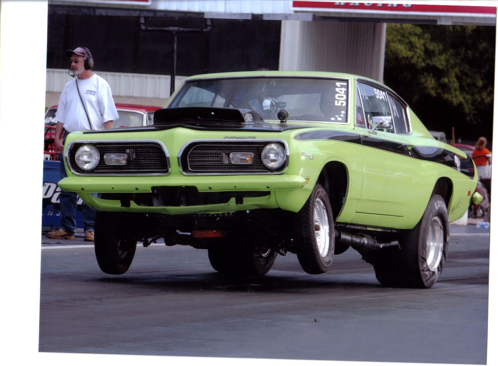1969 Plymouth Barracuda 2door