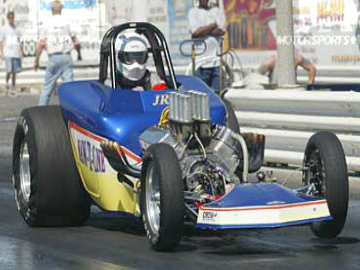 1997 Dragster Front Engine Suncoast 23T Altered