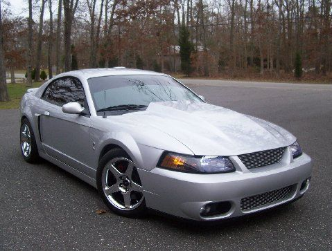 2004 Ford Mustang cobra steig III supercharger